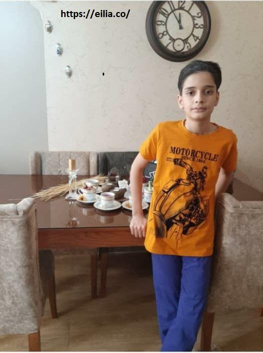 خرید لباس کودک پسرانه