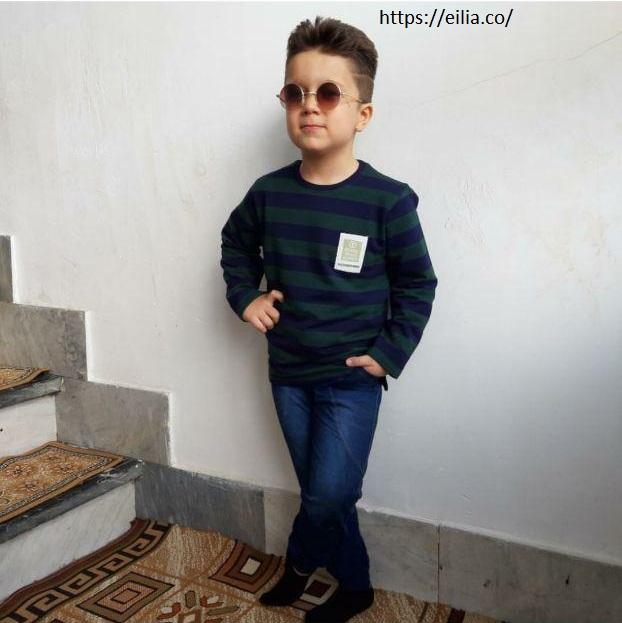لباس کودک پسرانه