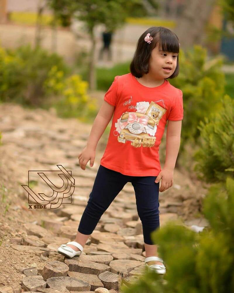 بلوز و شلوارک کودک