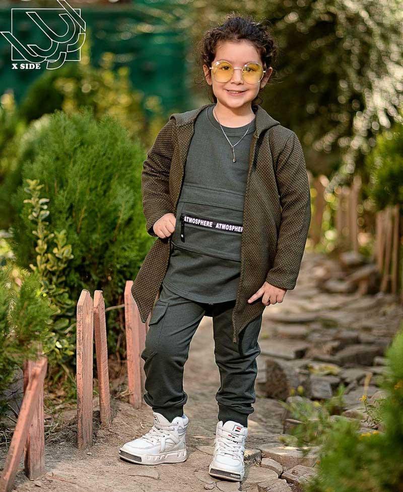 خرید لباس کودک پسرانه زمستانه